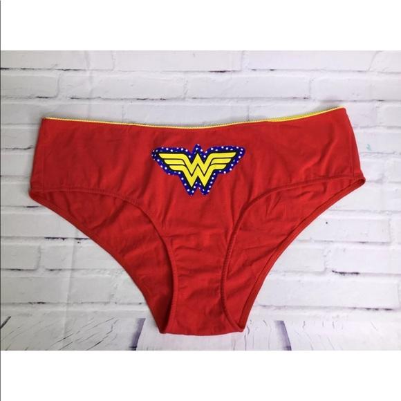 41a9fb3e777 Torrid Wonder Woman Hipster Brief Panty Underwear